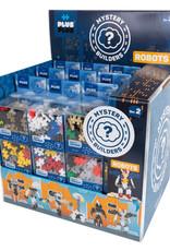 Plus Plus Plus Plus Mystery Builders Robots