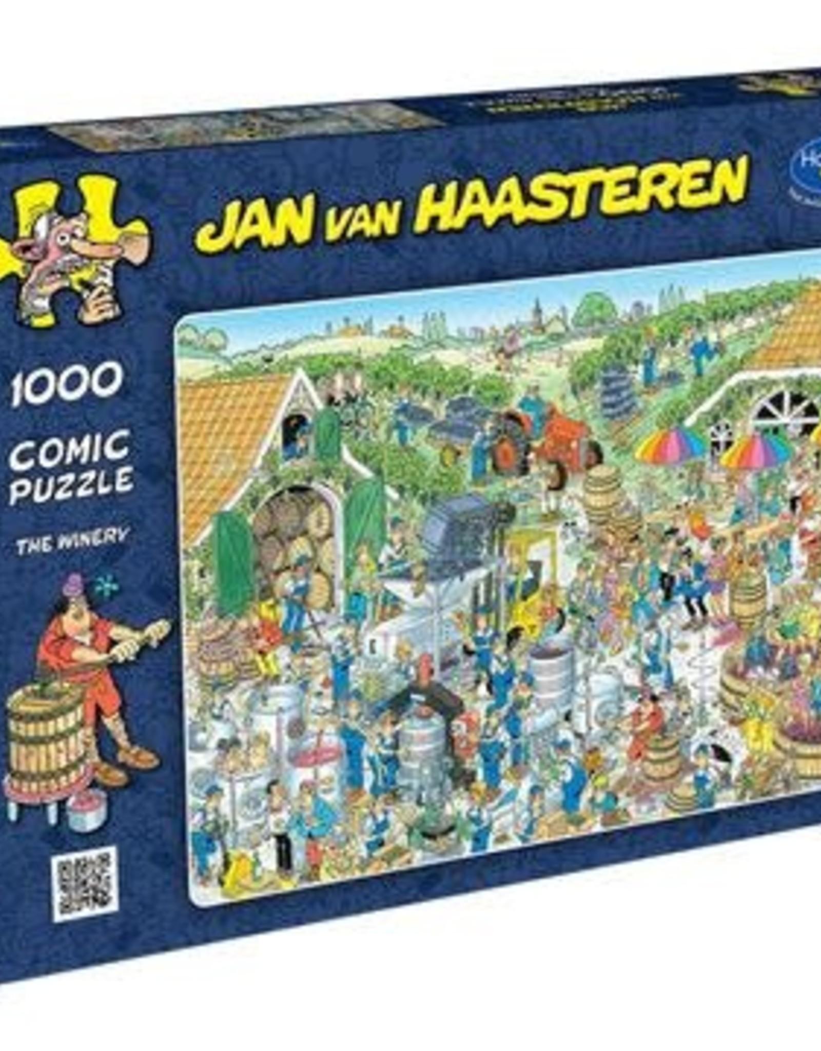 Jumbo Jan Van Haasteren: The Winery 1000pc