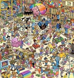 Jumbo Jan Van Haasteren: Toy Shop Fair 1000pc