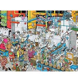 Jumbo Jan Van Haasteren: Candy Factory 500pc