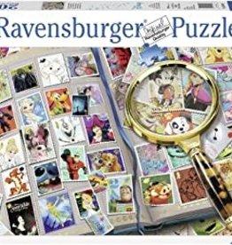 Ravensburger Disney Stamp Album (2000 pc)