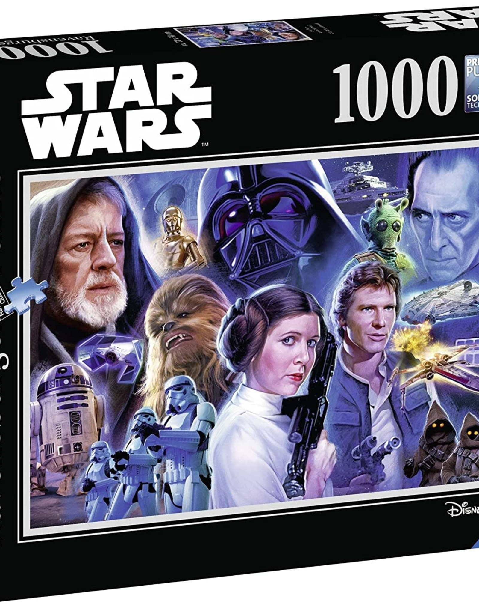 Ravensburger Star Wars Collection 1 (1000 PC)