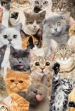 Peter Pauper Press ALL THE CATS 1000 PIECE JIGSAW PUZZLE