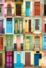 Peter Pauper Press ALL THE DOORS 1000 PIECE JIGSAW PUZZLE