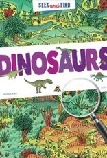 Peter Pauper Press Seek & Find: Dinosaurs