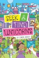 Peter Pauper Press Seek & Find Unicorns