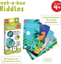 Banana Panda Peek-a-Boo Riddles Ages 4+