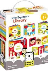 Banana Panda Little Explorers Library