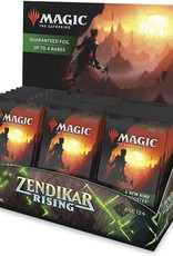 Wizards of the Coast Magic The Gathering: Zendikar Rising Booster
