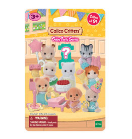 Calico Critters Baby Collectibles - Baby Party Series