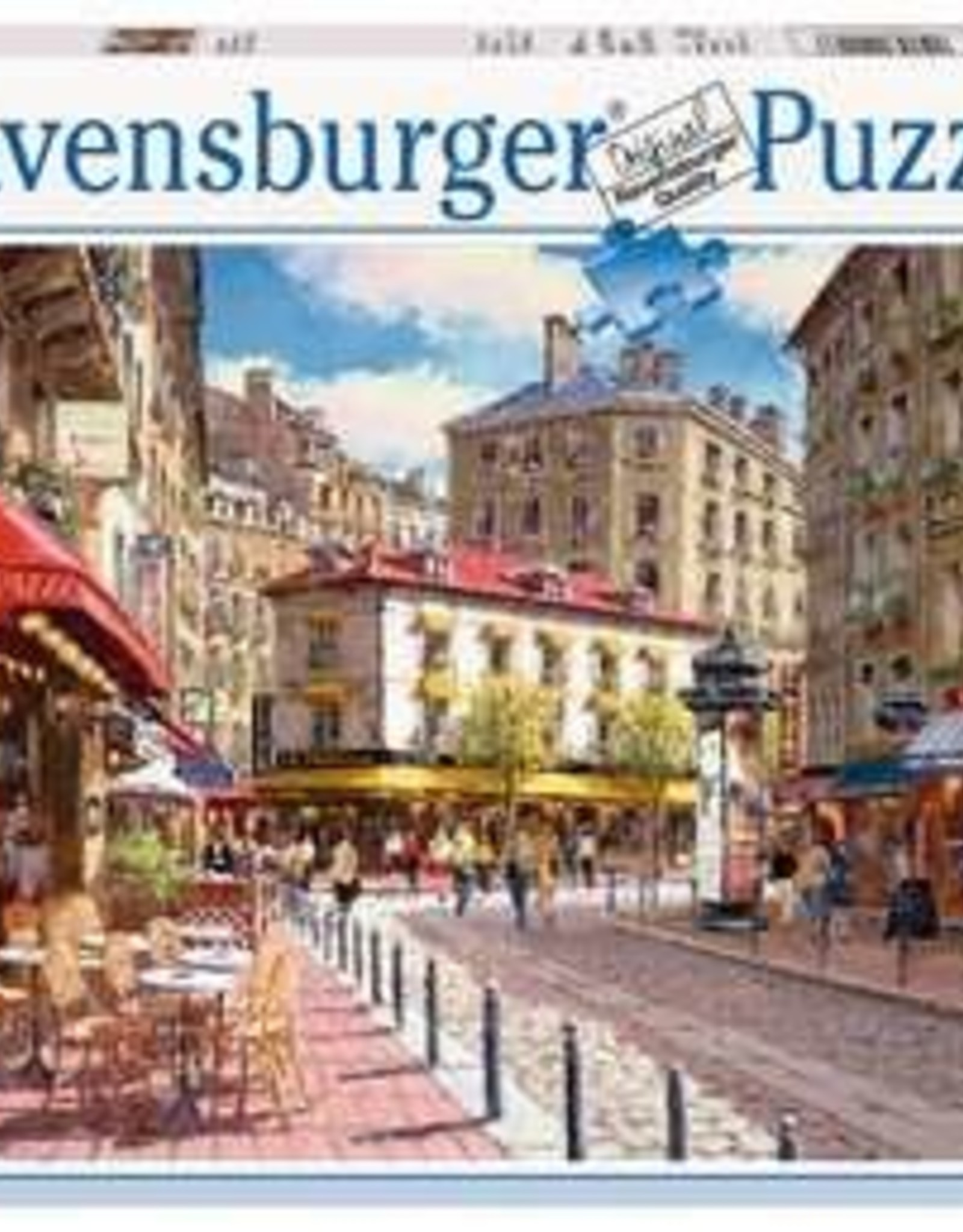 Ravensburger Quaint Shops  (500 pc)