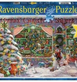 Ravensburger The Christmas Shop  (500 pc)