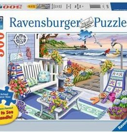 Ravensburger Seaside Sunshine (300 PC Large)