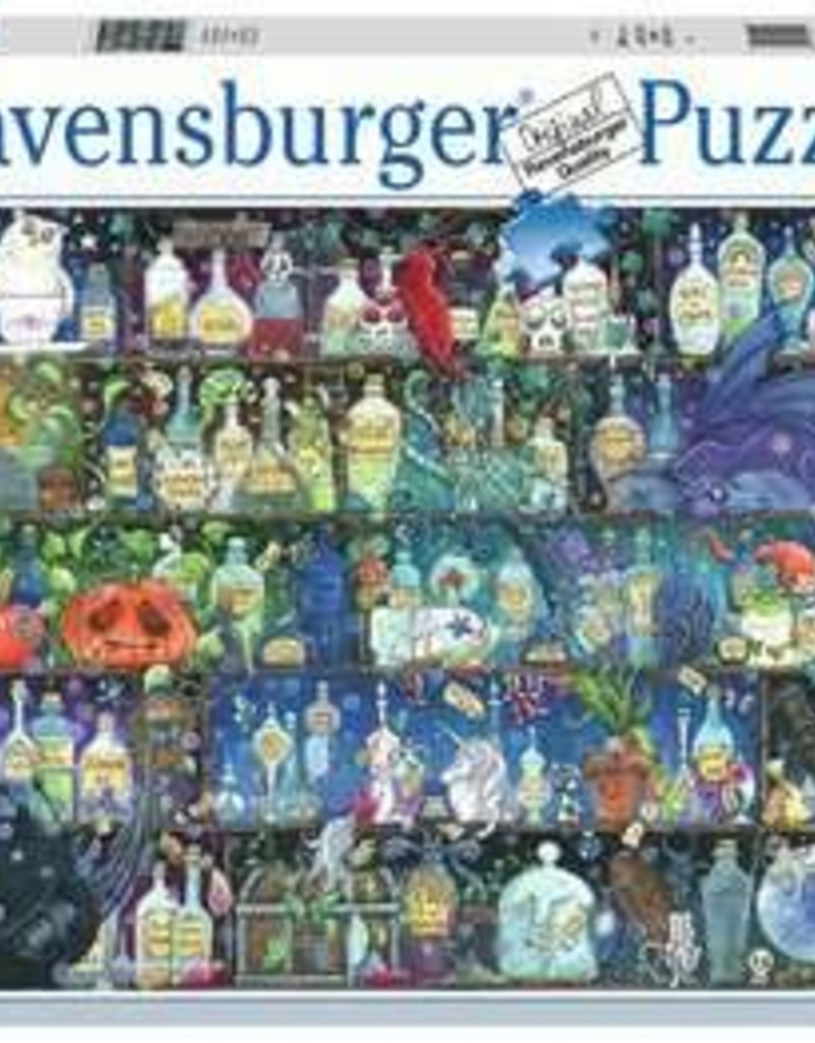 Ravensburger Poisons and Potions 2000Pc