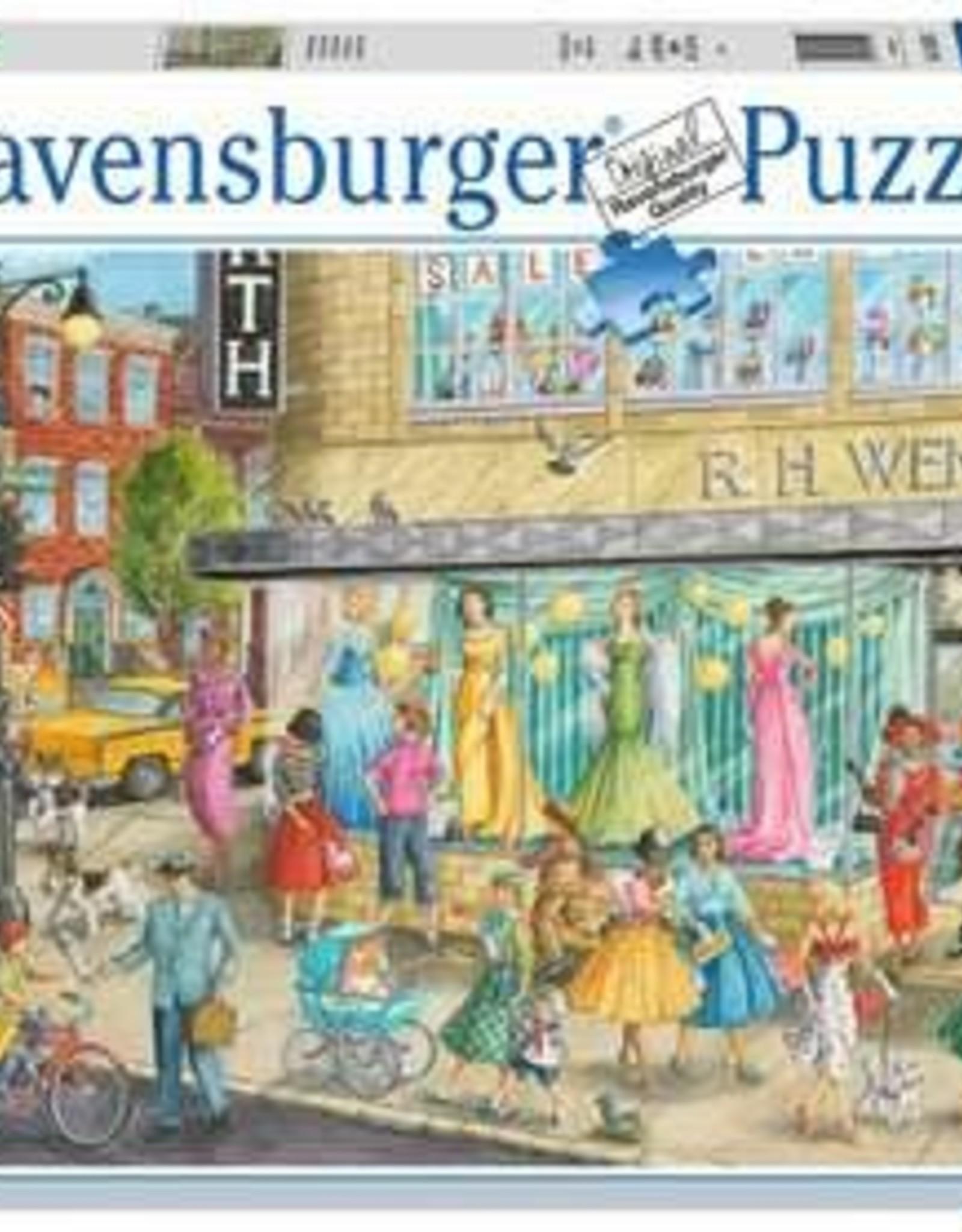 Ravensburger Sidewalk Fashion 1500Pc