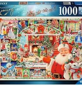 Ravensburger Christmas is Coming! 1000 Pc