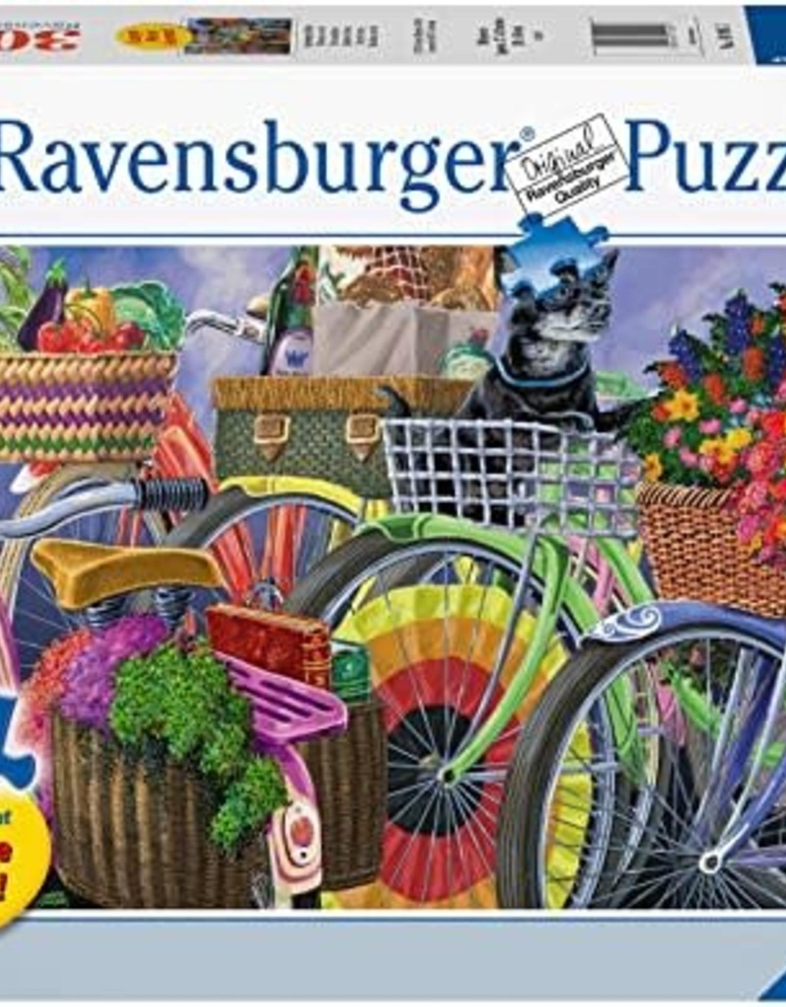 Ravensburger Bicycle Group (300 PC Large)