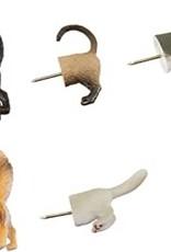 Kikkerland Butt Push Pin - Cat