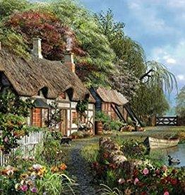 Ravensburger Cottage on a Lake (300 PC Large)