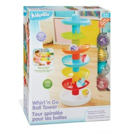 Kidoozie Whirl 'n Go Ball Tower