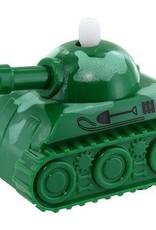 Never Fall Armoured Tank