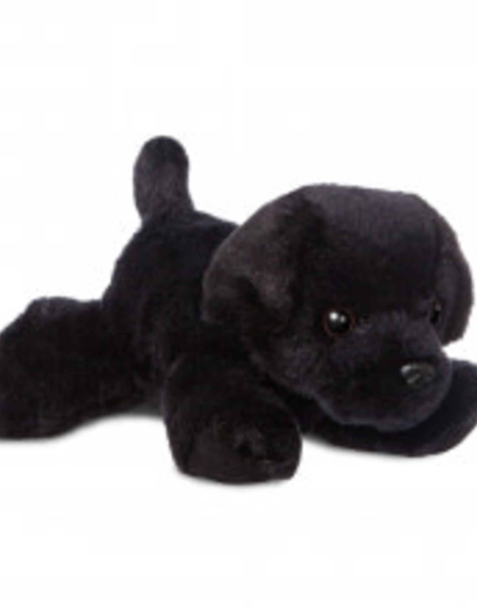 Aurora Mini Flopsie-Blackie Dog 8""