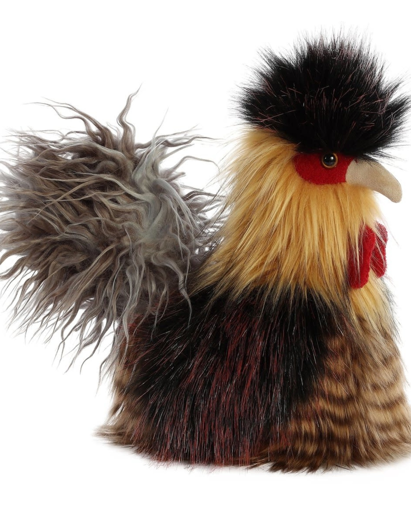 """Aurora Luxe-Jaques Rooster-Cockerel 11"""""""