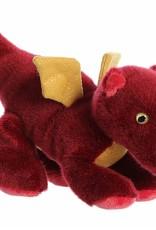 "Aurora Mini Flopsie-Ember Dragon Red 8"""