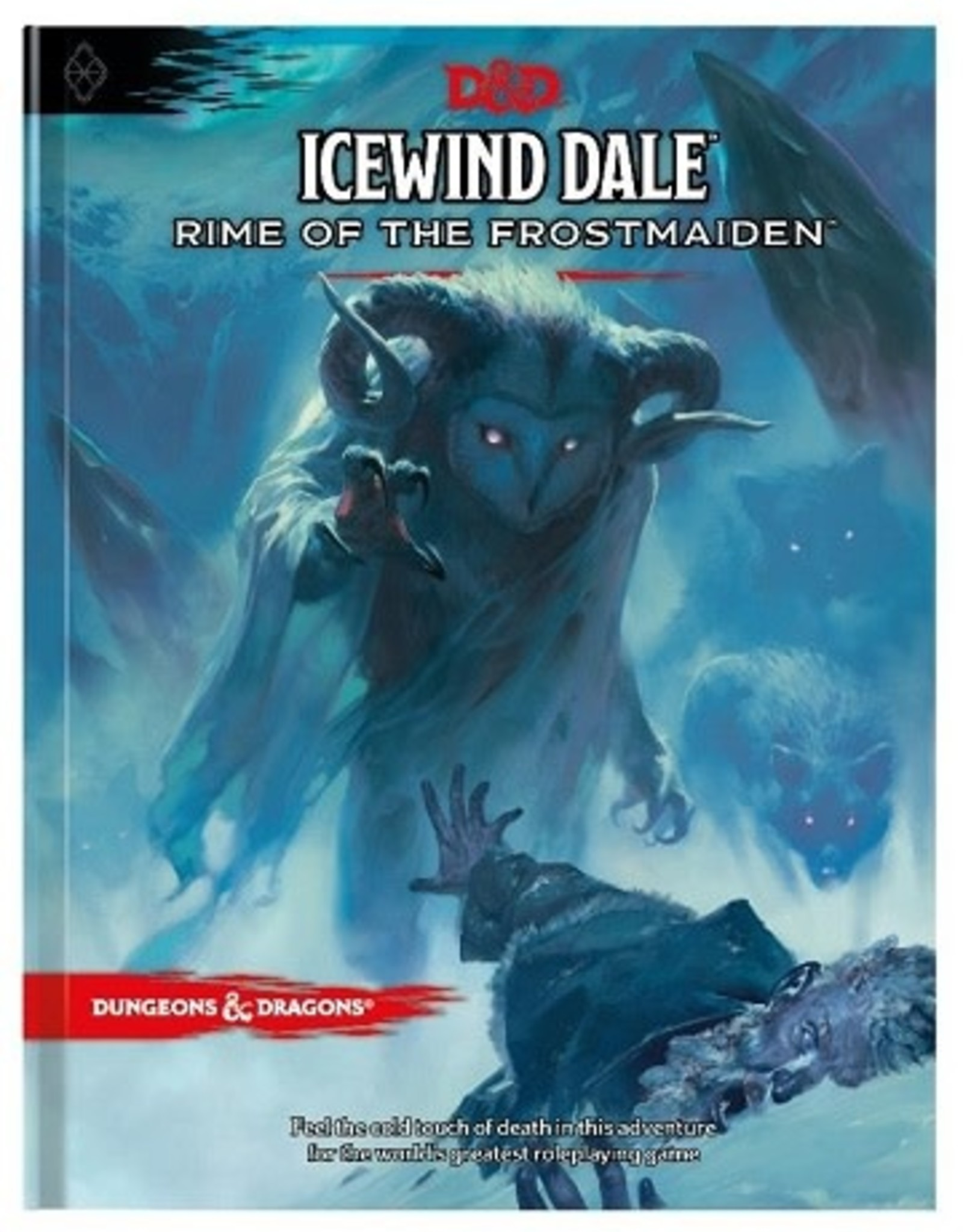 Wizards of the Coast DND Icewind Dale: Rime of the Frostmaiden