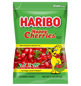Haribo Peg Bag Happy Cherries