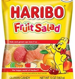 Haribo Peg Bag Fruit Salad