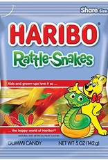 Haribo Haribo Peg Bag Rattle-Snakes 5 Oz