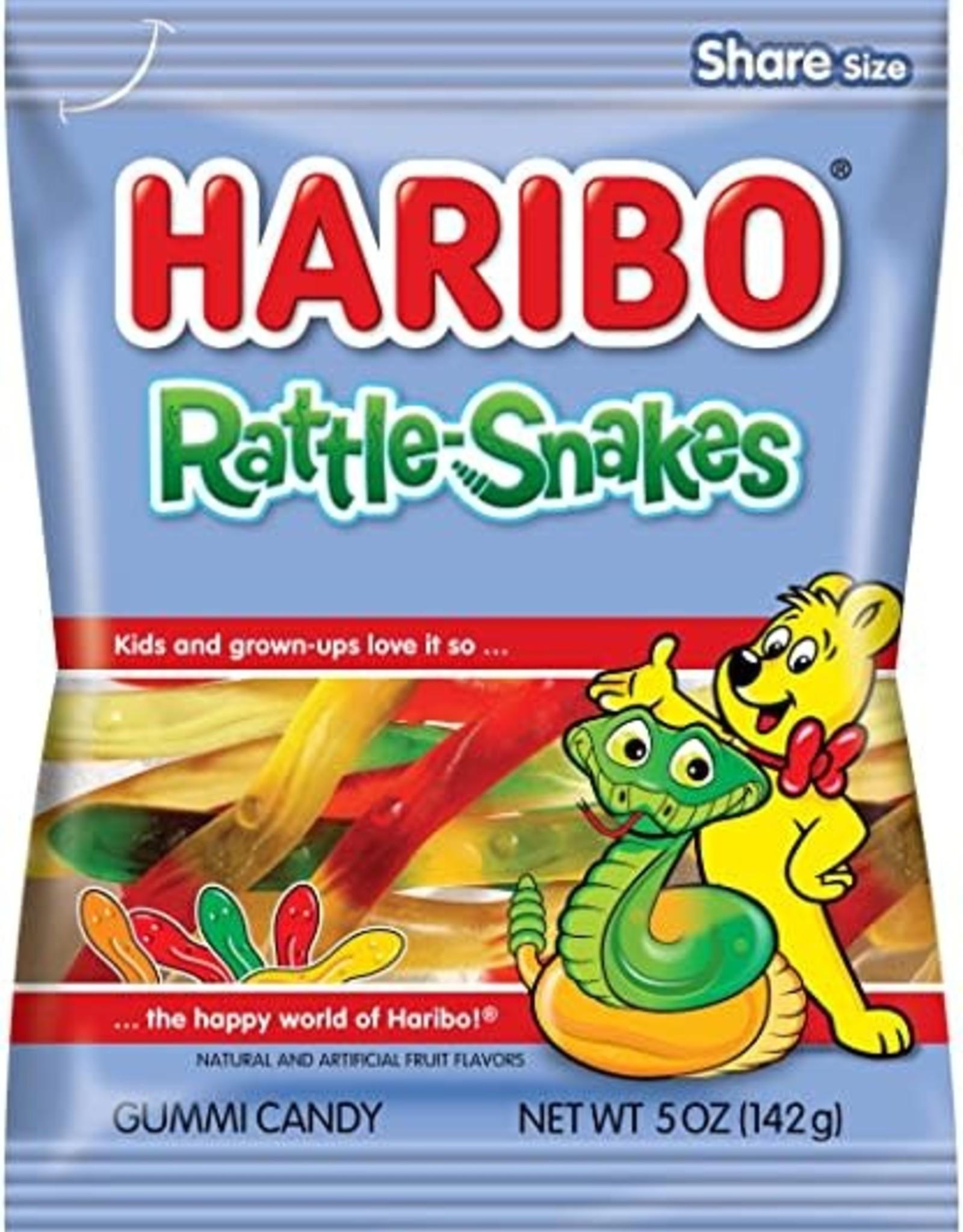 Haribo Peg Bag Rattle Snakes