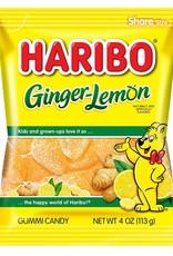 Haribo Peg Bag Ginger Lemon