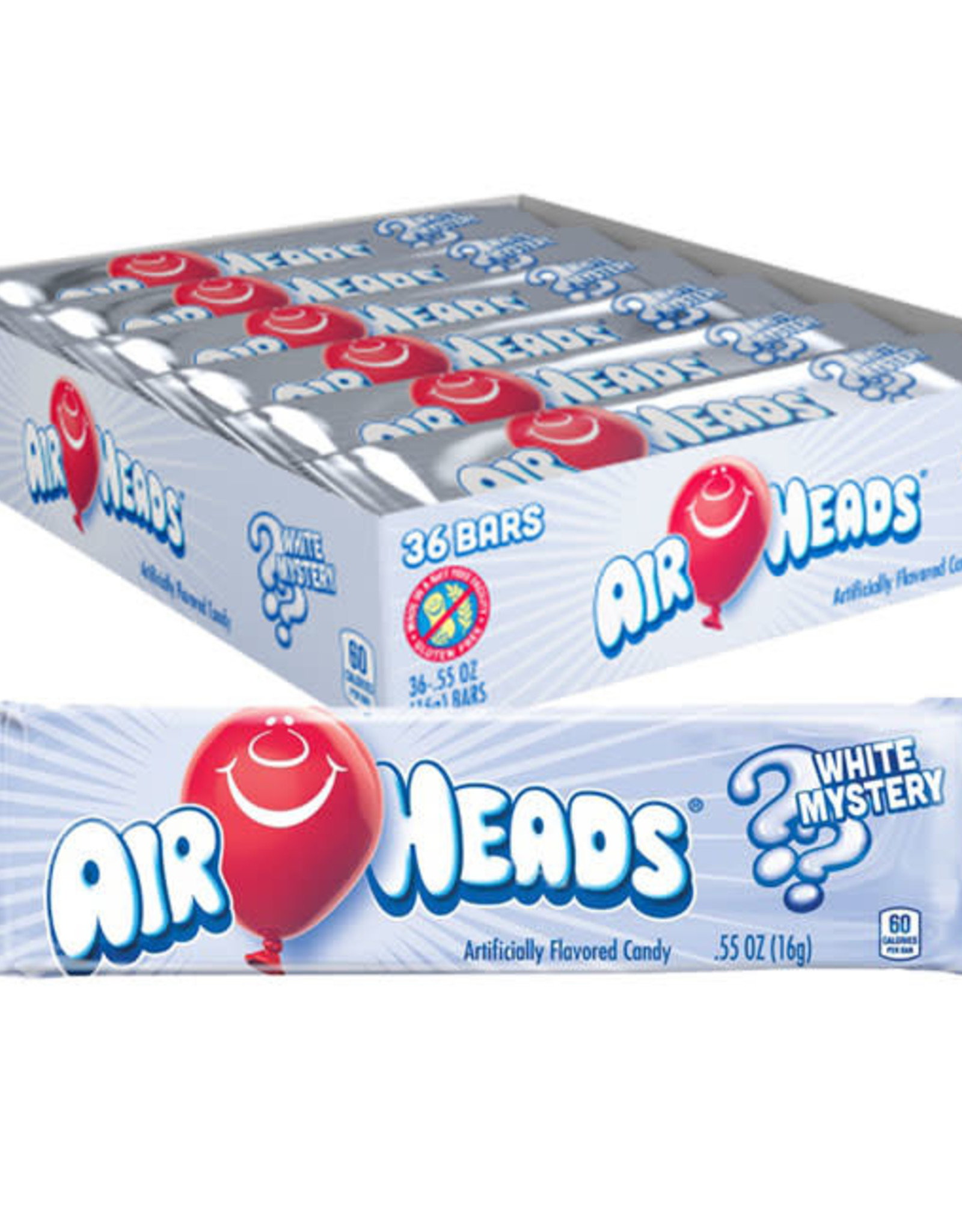 Airheads Singles White Mystery