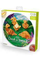 Fred & Friends Crack-A-Smile Dinosaurs Set
