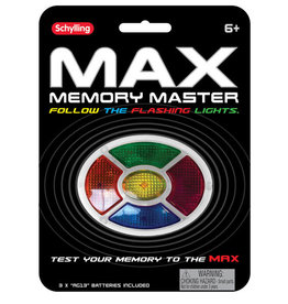 Schylling Max Memory Game