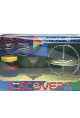 TEDCO Discovery Pack: Gyroscope, Prism, Magnets