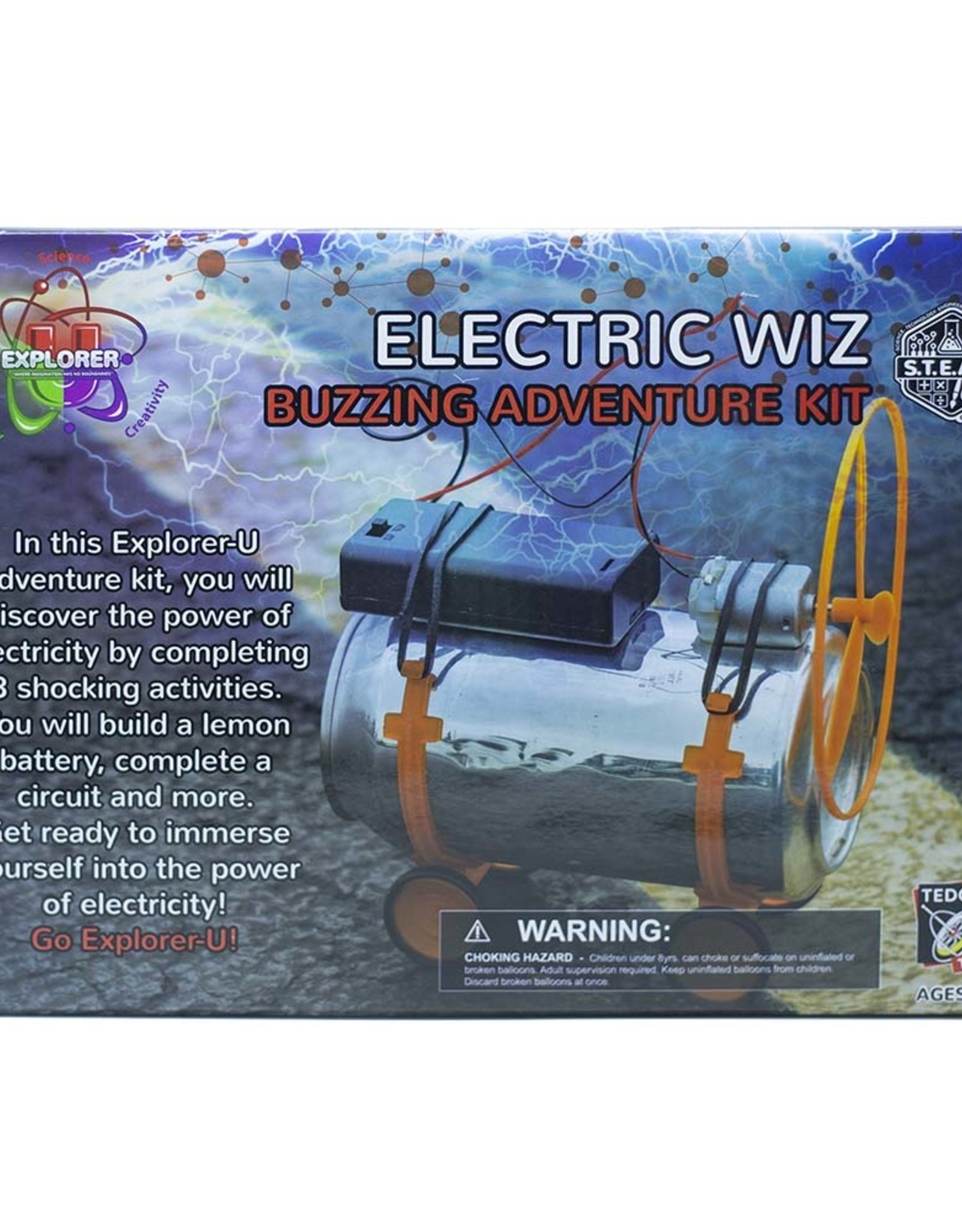 TEDCO Electric Whiz Adventure Kit