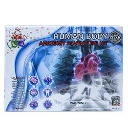 TEDCO Human Body Adventure Kit