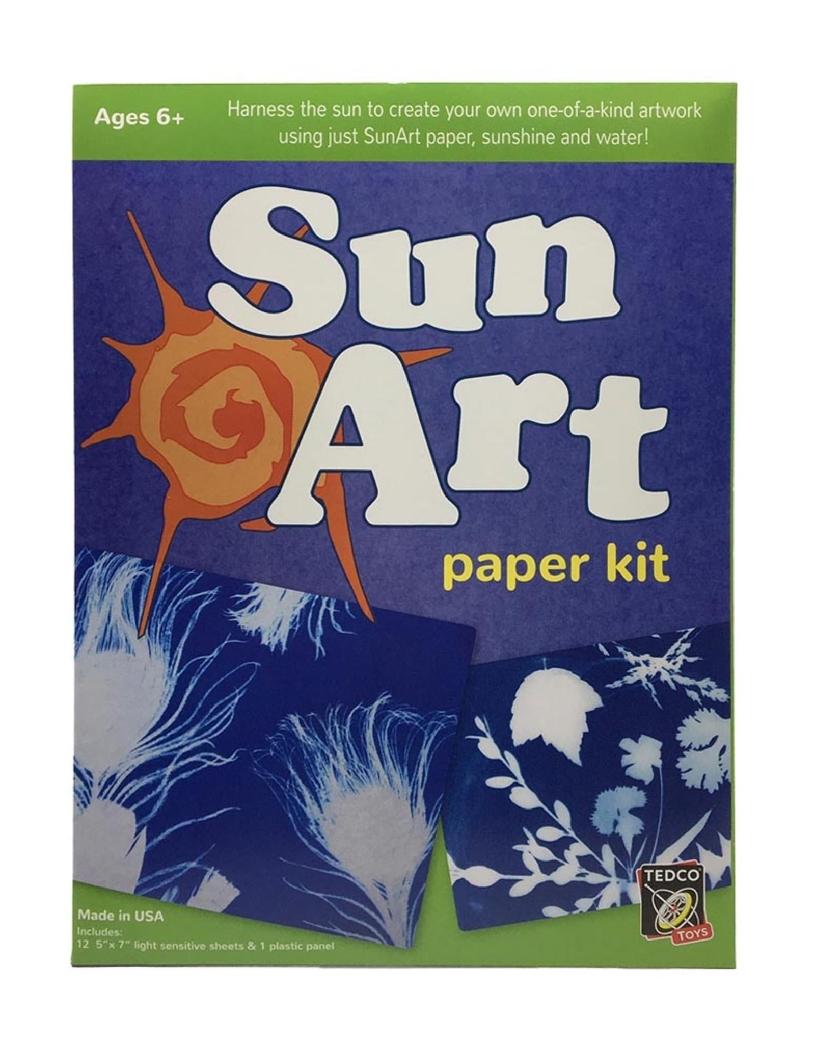 "TEDCO SunArt Paper Kit 5x7"""
