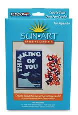 TEDCO SunArt Greeting Card Kit