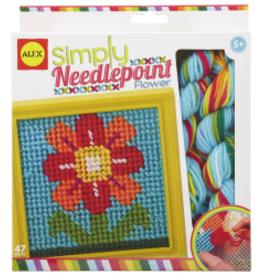 Alex Simply Needlepoint - Flower Blossom