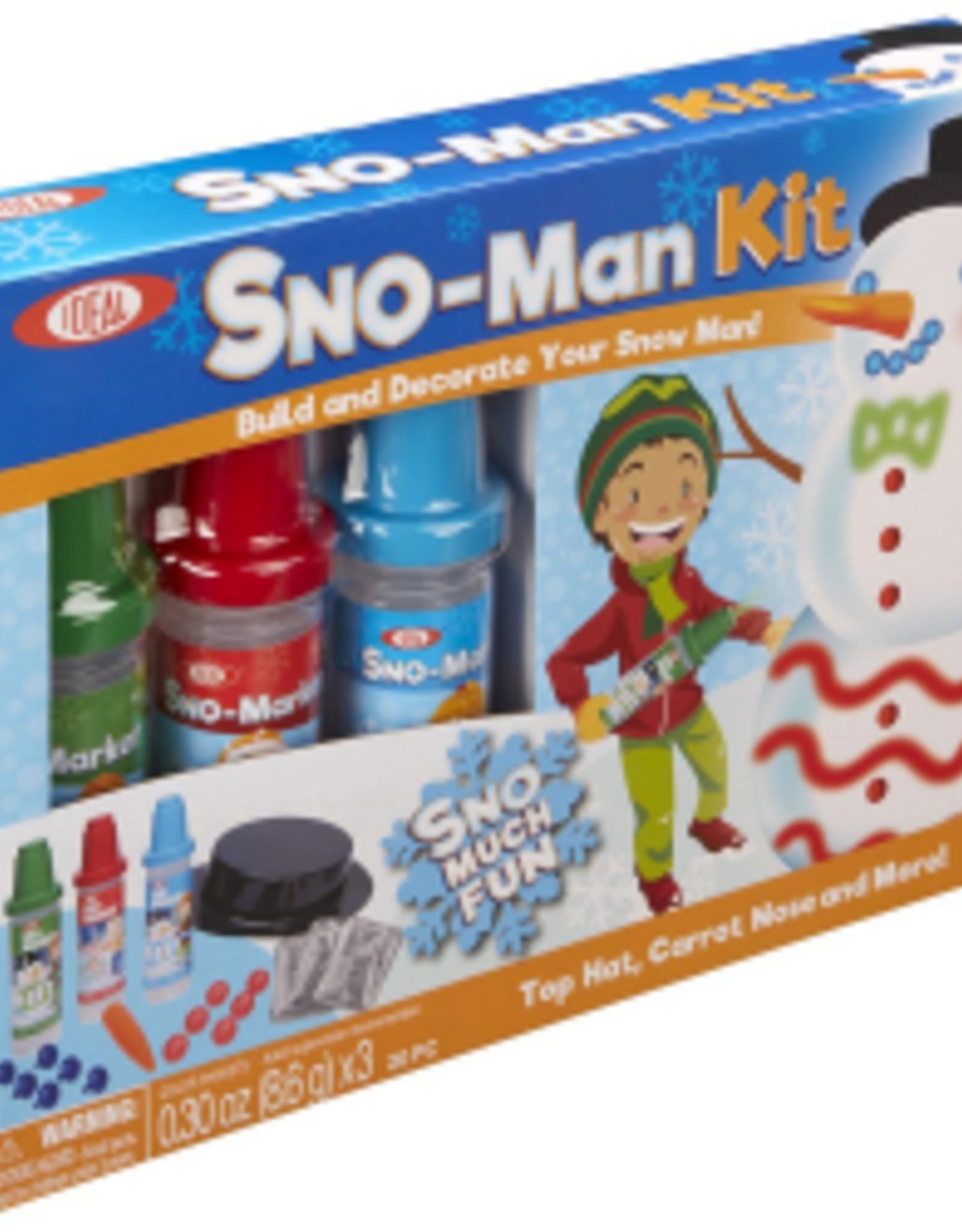 Ideal Sno-man Kit