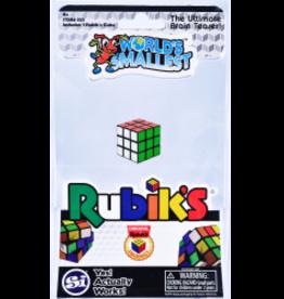 World's Smallest World's Smallest Rubik's Cube