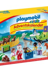 Playmobil 1.2.3 Advent Calendar - Christmas in the Forest*