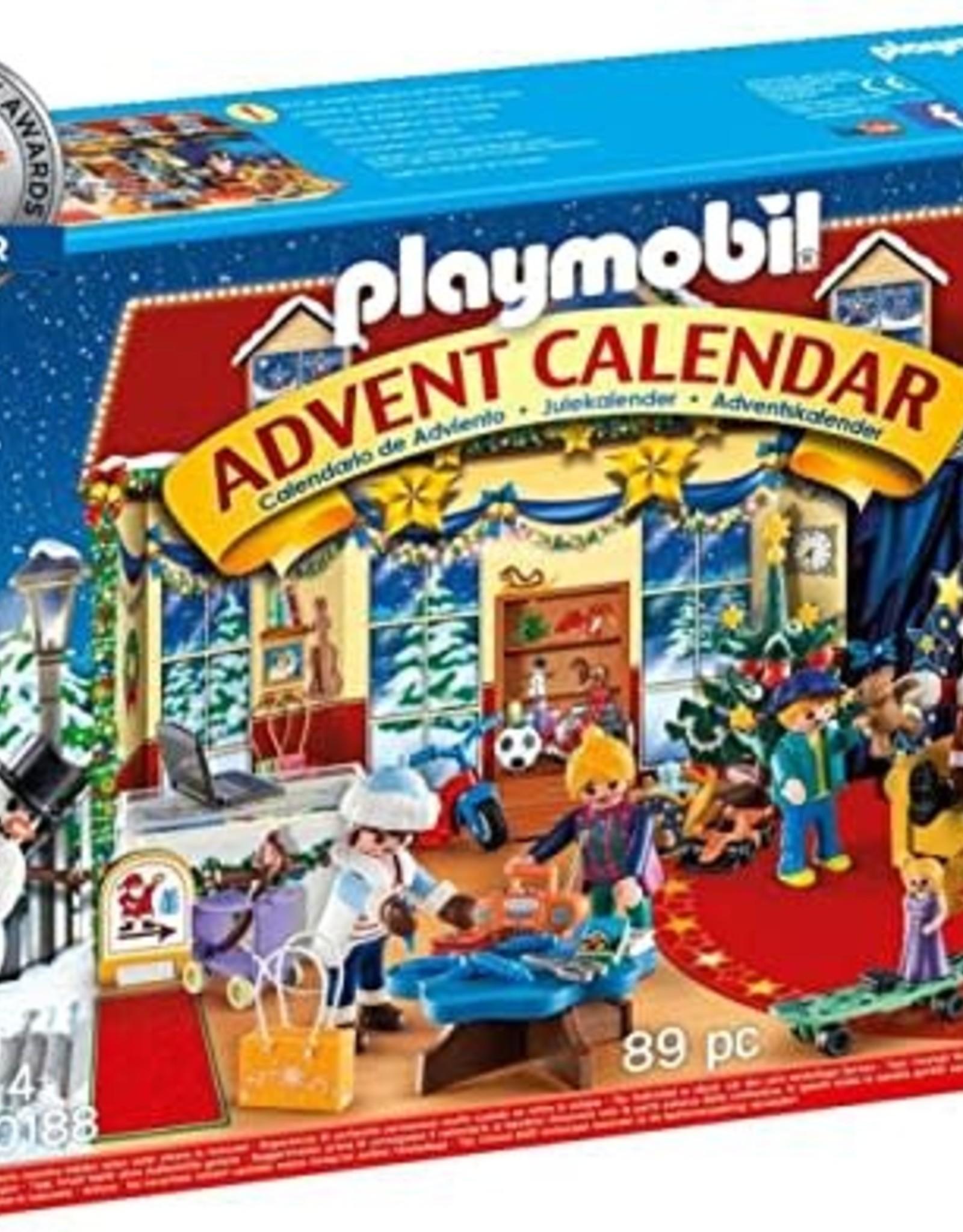 Playmobil Advent Calendar - Christmas Toy Store