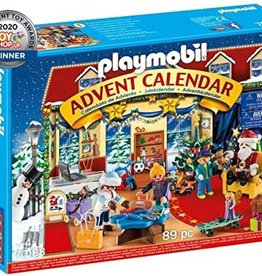 Playmobil Advent Calendar - Christmas Toy Store