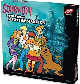 Avalon Hill * Scooby-Doo Betrayal at Mystery Mansion