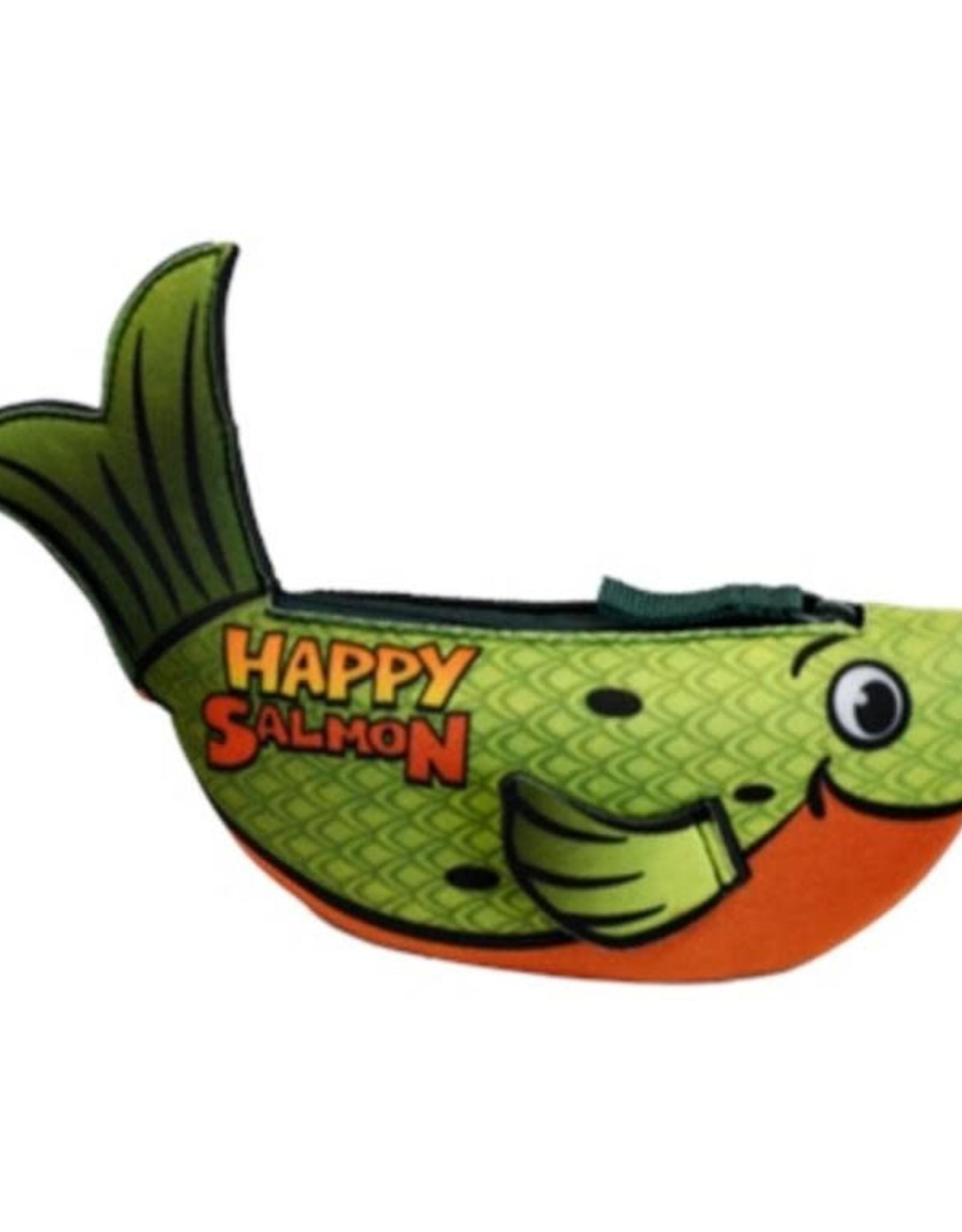 Happy Salmon Green